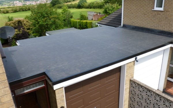 Image result for flat roofing